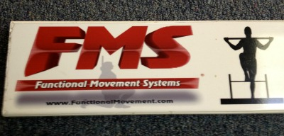 Functional Movement Screen - FMS