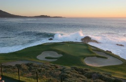 Pebble Beach Hole 7