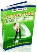 Mike Pedersen Power Golf Training